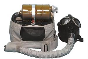 Противогаз изолирующий ИП-4МР