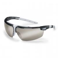 Защитные очки UVEX Ай-3, зеркально-серебристая линза