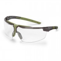 Защитные очки UVEX Ай-3, черный/зеленый