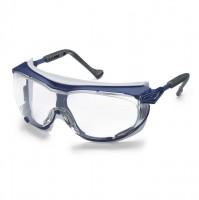 Защитные очки UVEX Скайгард NT, синий/серый