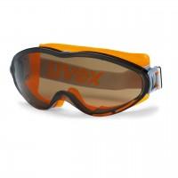 Защитные очки UVEX Ультрасоник, серый/оранжевый