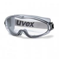 Защитные очки UVEX Ультрасоник, черный/серый