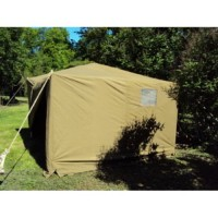 Палатка для проверки противогазов