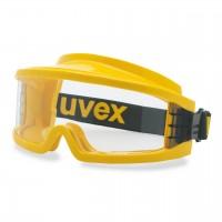 Защитные очки UVEX Ультравижн закрытые огнестойкие, герметичные 9301.613