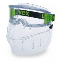 Комплект UVEX  щиток с очками Ультравижн 9301.555