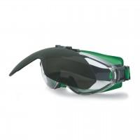 Очки газосварщика UVEX Ультрасоник с откидной линзой, степень затемнения 5