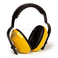 Наушники МАХ 400, совместимые с щитком 60740, 25 дБ, желтые