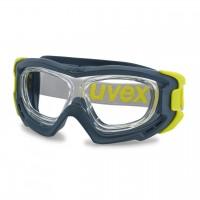 Корригирующие закрытые защитные очки UVEX RX