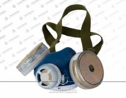 Респиратор фильтрующий противогазовый РПГ - 67  (фильтр металлический)