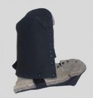 Наколенник защитный профессиональный НЗП 01 термостойкий кожаный