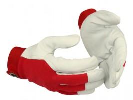 Перчатки Guide 104 кожаные комбинированные