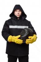 Костюм сварщик мужской зимний для защиты КСв 126w