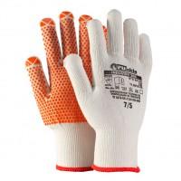Трикотажные перчатки с ПВХ точками Ruskin® INDUSTRY 304