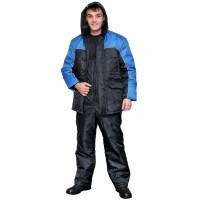 Костюм БАЛТИКА (куртка + п\к, цвет: т-синий+василек)