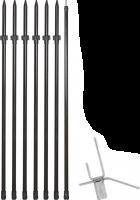 Инсталляционная штанга в комплекте с насадками ИНСТАЛ-1