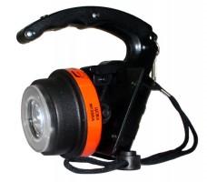 Фара ФР-ВС М «Экотон-5» взрывозащищенная (с зарядным устройством)