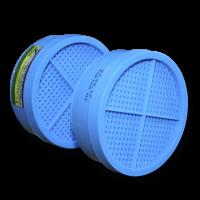 Фильтр противогазовый к респиратору РПГ-67 (Бриз-2201)