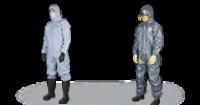Комбинезоны химической защиты