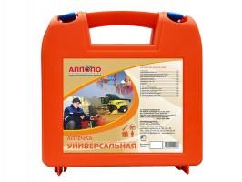 Аптечка универсальная «АППОЛО» (пласт. чемоданчик)