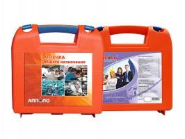 Аптечка общего назначения «АППОЛО» (пласт. чемоданчик)