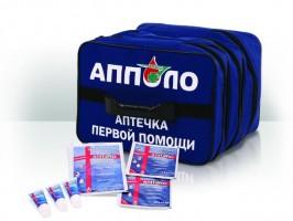 Аптечка универсальная противоожоговая «АППОЛО» на 5 чел. (сумка)