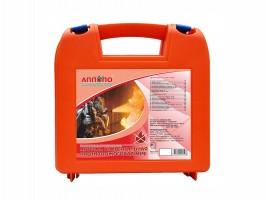 Аптечка универсальная противоожоговая MINI «АППОЛО» на 2-3 чел. (пласт. чемоданчик)
