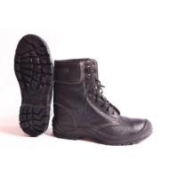 Ботинки ОМОН литьевые утепленные ПУ