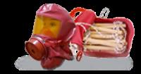 Снаряжение для спасения при пожаре
