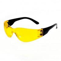 Очки защитные открытые РИМ (тип Классик Тим) желтые