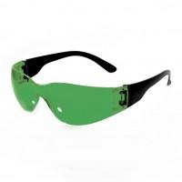 Очки защитные открытые РИМ (тип Классик Тим) зеленые