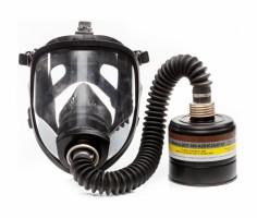 Противогаз фильтрующий ДОТ с гофротрубкой (ПФСГ-98)