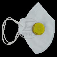 Полумаска противоаэрозольная с клапаном Бриз-1106К