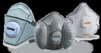 Средства защиты органов дыхания UVEX