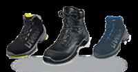 Защитная обувь UVEX